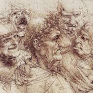 Leonardo Da Vinci Drapery Renaissance Drawings Sketches By Leonardo Michelangelo Raphael