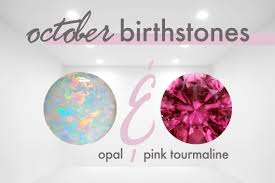opal october birthstones october