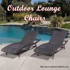 Patio Furniture Lounge Chair Outdoor Lounge Chairs Jpg