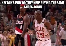 Michael Jordan Shoe Meme - air jordan imminent memes about relationships shoessale