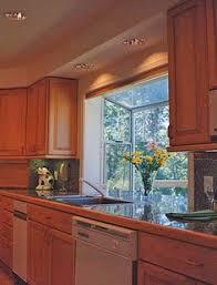 Kitchen Bay Window Ideas Bay Window Over Kitchen Sink Window Design Ideas Pinterest