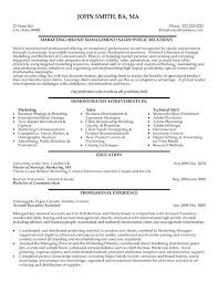 Public Relations Resumes Sample Resume For Public Relations Officer Here Is An Example Of A