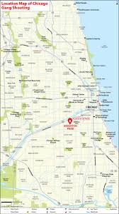 Map Of Chicago Il by Map Of Chicago Gangs Chicago Map Gangs Crime And Drugs In Chicago