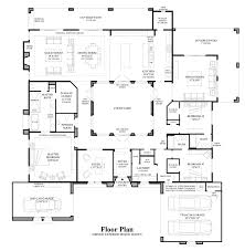 floor plans with great rooms toll brothers at whitewing the cholla home design