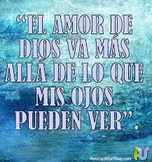 ver imágenes cristianas de amor imagen el amor de dios va mas allá