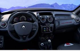 renault duster 2015 interior renault duster extreme concept unveiled at 2016 sao paulo auto show