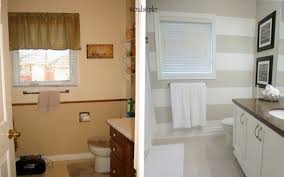 Bathroom Before And After Main Bath Diy Before And After Bathroom Renovation Ideas