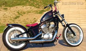 honda vt honda vt600 bobber right free custom cycles spain honda shadow