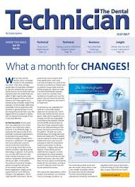 Dental Planet 2016 Q1 Mailer By Dental Planet The Dental Technician Magazine July 2017 Issue By The