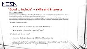 20 Best Examples Of Hobbies U0026 Interests To Put On A Resume 5 Tips by Interest Resume Coinfetti Co