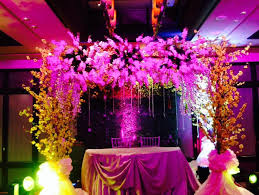 wedding backdrop design philippines cherry blossom
