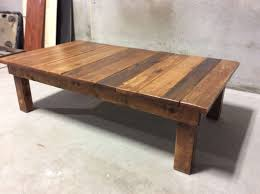 best wood for coffee table 20 best collection of reclaimed wood coffee tables