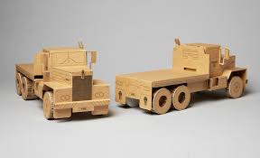 kenworth truck builder cardboard kenworth truck 50th anniversary on behance