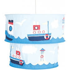 nautical lamp shades vintage nautical lampshade s boat and by