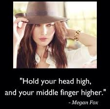 megan fox quotes shared by on we it