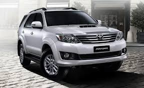 toyota company information toyota fortuner 2 7v 4wd 160hp car technical data power torque