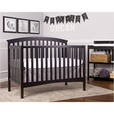 Cribs That Convert To Beds by Dream On Me Eden 5 In 1 Convertible Crib Black Amazon Ca Baby