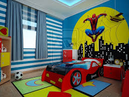 spiderman bedrooms art croissance