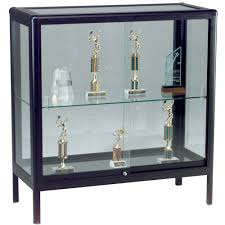 trophy display cabinets decoration shop display cabinets glass front display case wall