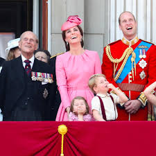 royal family at trooping the colour 2017 pictures popsugar celebrity