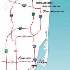 Ft Lauderdale Airport Map Warehouses Miami Industrial Real Estate Market Report U0026 Terms