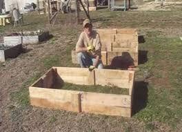 Making A Vegetable Garden Box by Best 25 Building Raised Garden Beds Ideas On Pinterest Building
