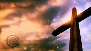 cross and sky free looping motion background youtube