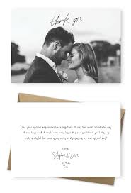 wedding thank yous wording 5 wording ideas for your wedding thank you cards for the of
