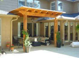 Roofing For Pergola by Donaldson Pergola Traditional Patio Houston By Overall