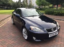 lexus car is 250 lexus is250 se l 2007 in salford manchester gumtree