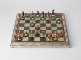 the world u0027s most beautiful and unusual chess sets atlas obscura