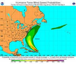 Hurricane Map Hurricane Earl U0027s Path To Skirt U S U2014no Hurricane Fiona