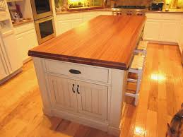 Kitchen Island Block Butcher Block Tops For Kitchen Islands Rembun Co
