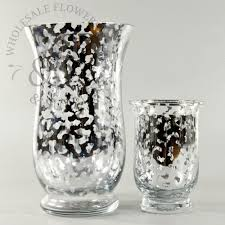bulk silver vases mirrored and mercury wholesale flowers and supplies