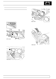 land rover workshop manuals u003e td5 defender u003e wipers and washers