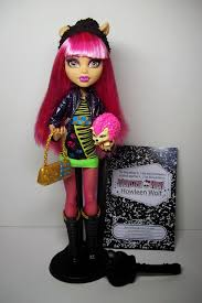 Howleen Wolf 13 Wishes Lindos Sonhos Dourados Monster High Howleen Wolf 13 Wishes
