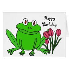 funny frog cards greeting u0026 photo cards zazzle