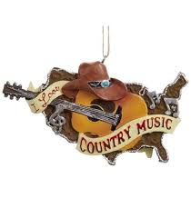 country music christmas ornament i love country music u2013 north