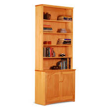 double bookcase with glass doors scott jordan furniture