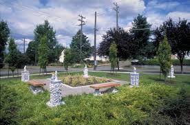 Ballard Design Art Weekly Art Hit Ballard Sculpture Garden By Jeffry Mitchell