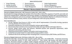 Project Manager Resume Tell The Company Or Organization Program Manager Resume Resumes Pdf Skills Templates Thomasbosscher