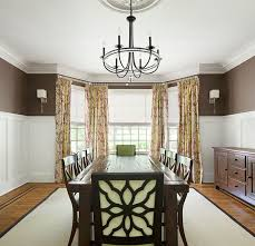 Traditional Dining Room With Chandelier By Claire Paquin Zillow - Traditional dining room chandeliers