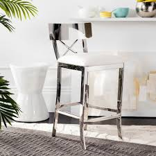 Kitchen Island Stools by Kitchen Provide A Chic Look To Your Home With Metal Counter