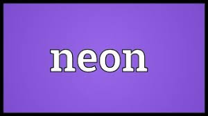 What Is The Color Of A Neon Light What Is The Color Of A Neon Light Chemistry Popular Science
