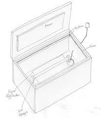 how to make a photo light box make a uv lightbox