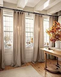 Side Window Curtains How To Dress Three Windows Side By Side Google Search Home