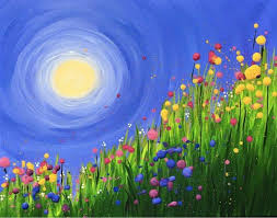 spring painting ideas image result for easy acrylic painting ideas for beginners on canvas