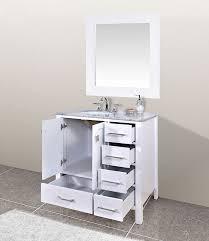 36 inch medicine cabinet nantucket bath vanity traditional bathroom vanities and sink