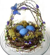 Natural Easter Table Decorations by 126 Best Nest U0026 Eggs Work Of Art Images On Pinterest Easter
