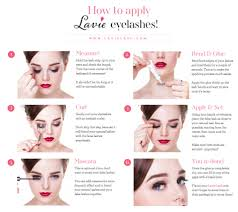 How To Curl Your Eyelashes Get The Look